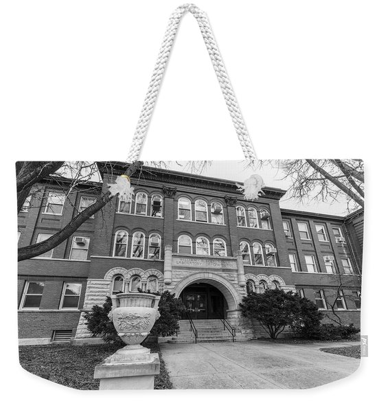 Chemistry Building University Of Illinois  Weekender Tote Bag