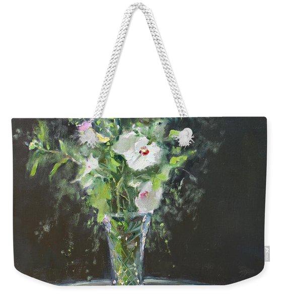 Cherries And Flowers For Her IIi Weekender Tote Bag