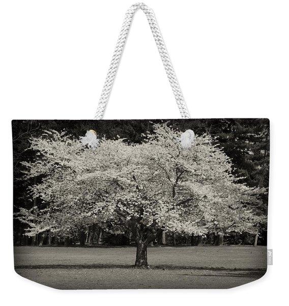 Cherry Blossom Tree - Ocean County Park Weekender Tote Bag
