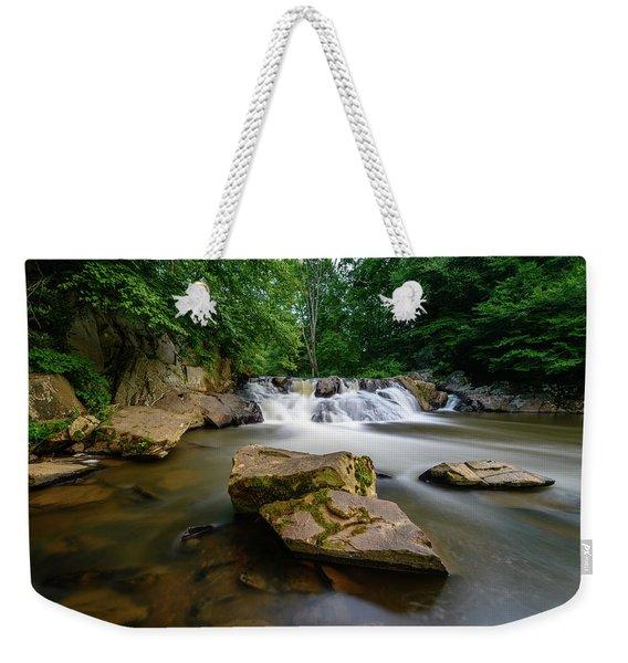 Chestnut Creek Falls  Weekender Tote Bag