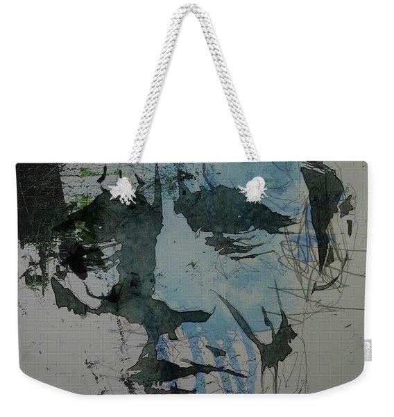 Chet Baker  Weekender Tote Bag