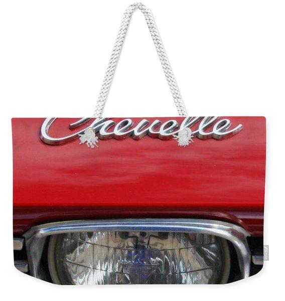 Chevelle Weekender Tote Bag