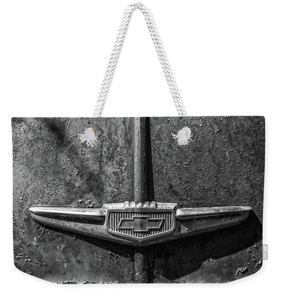 Chevy Emblem-4240 Weekender Tote Bag