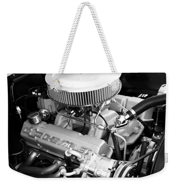 Chevy Power Weekender Tote Bag