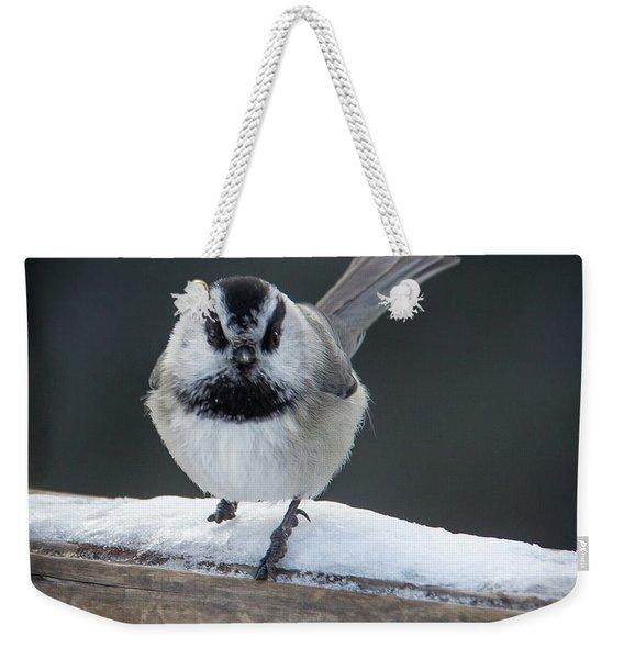 Chic At Big Springs Wildlife Art By Kaylyn Franks Weekender Tote Bag