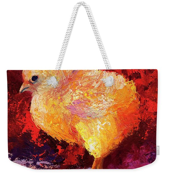Chic Flic IIi Weekender Tote Bag