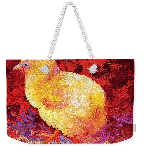 Chic Flic II Weekender Tote Bag
