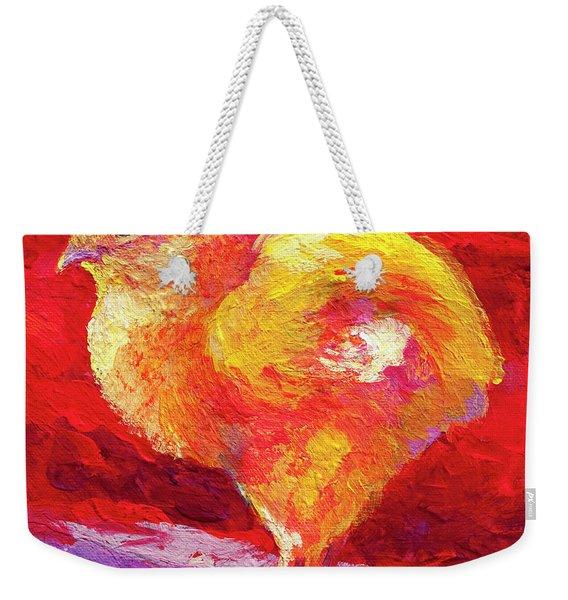 Chic Flic Iv Weekender Tote Bag