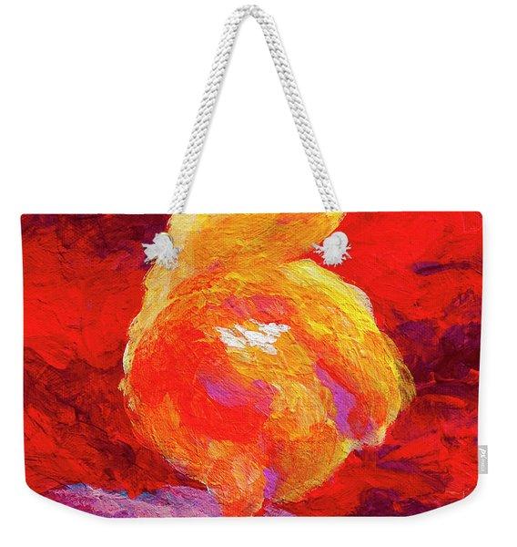 Chic Flic V Weekender Tote Bag