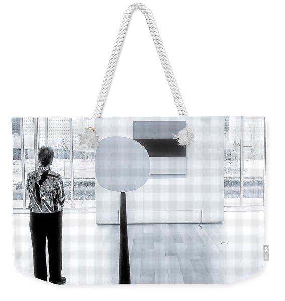 Chicago Mca 2014 Weekender Tote Bag