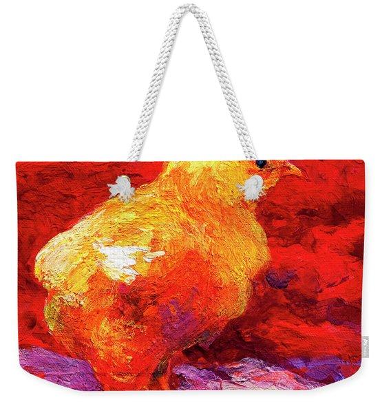 Chic Flic Vi Weekender Tote Bag