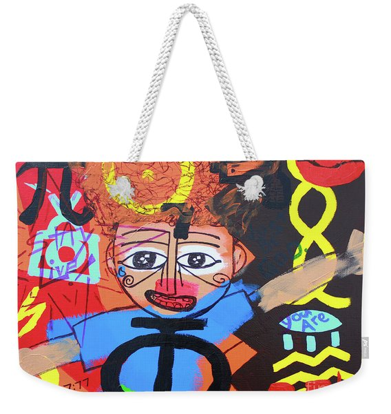 Children Of Ascension Weekender Tote Bag