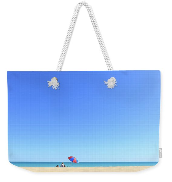 Chilling At Cable Beach Weekender Tote Bag