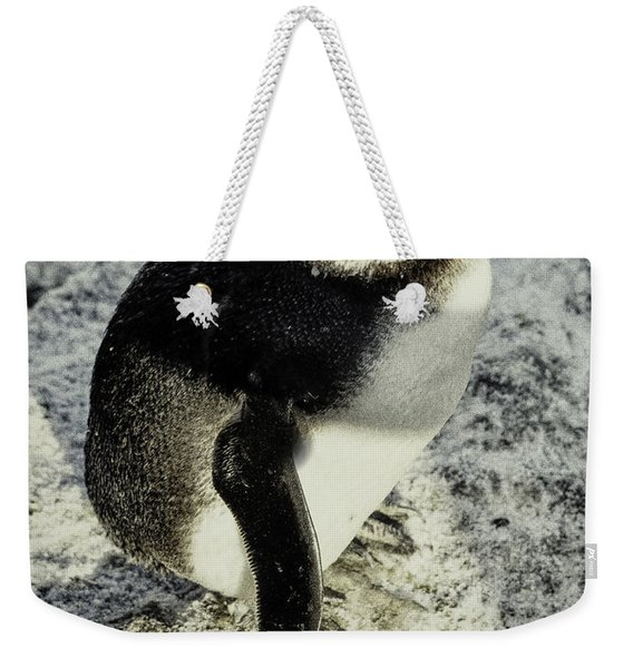 Chillypenguin Weekender Tote Bag