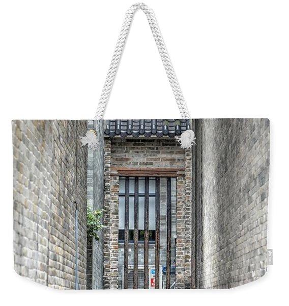 China Alley Weekender Tote Bag