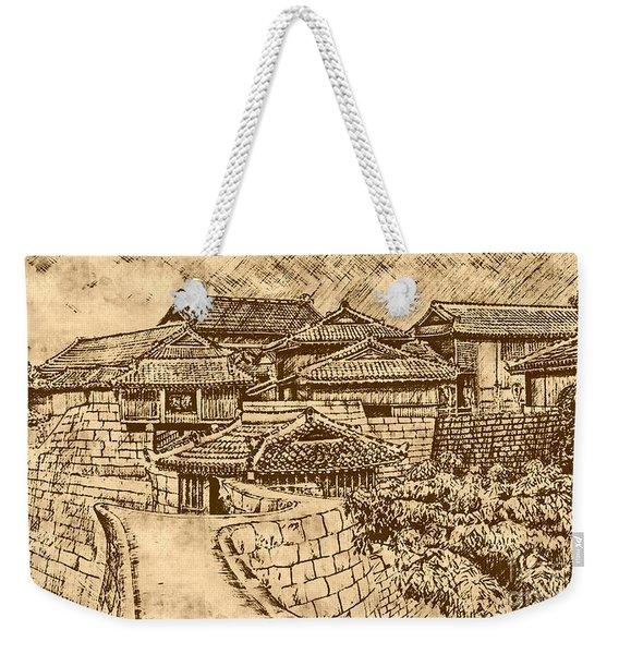 China Village Weekender Tote Bag