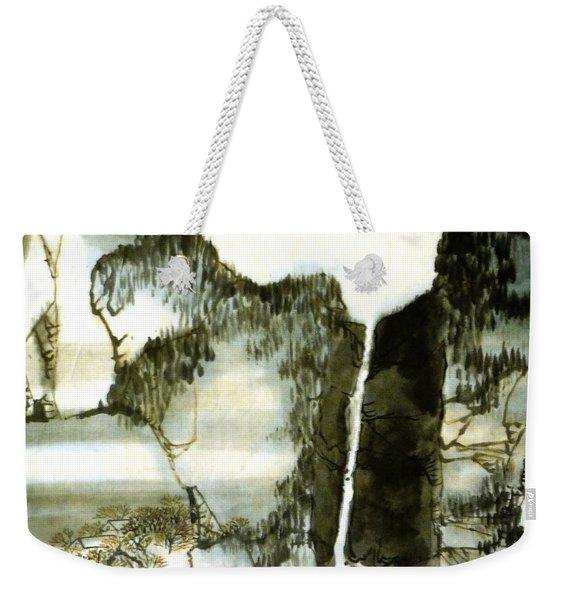 Chinese Landscape #2 Weekender Tote Bag