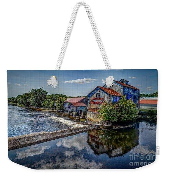Chisolm's Mills Weekender Tote Bag