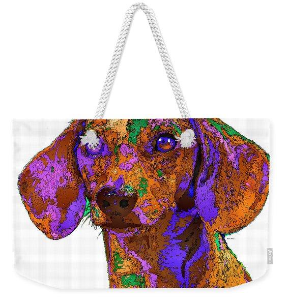 Chloe. Pet Series Weekender Tote Bag