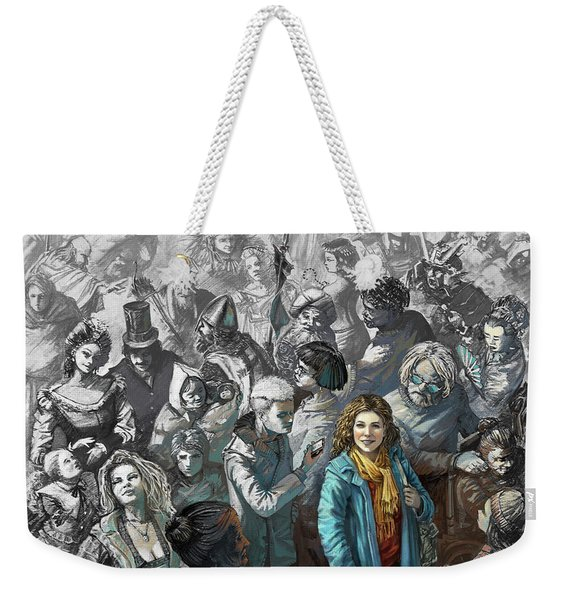 Choice Weekender Tote Bag