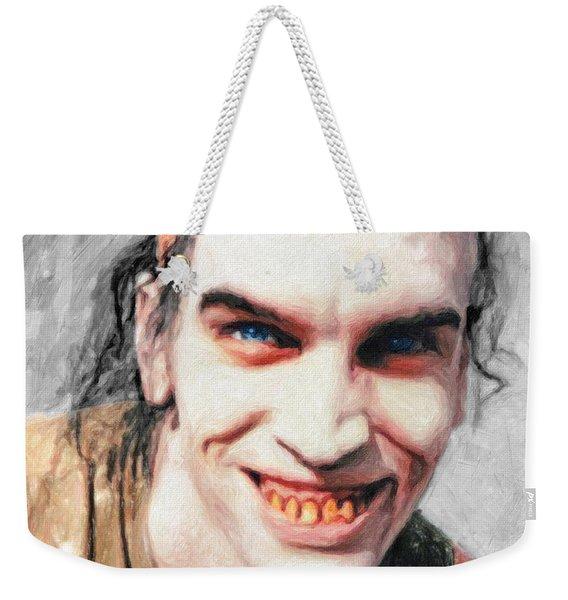 Chop Top Sawyer Weekender Tote Bag