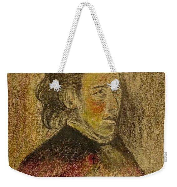 Chopin Weekender Tote Bag