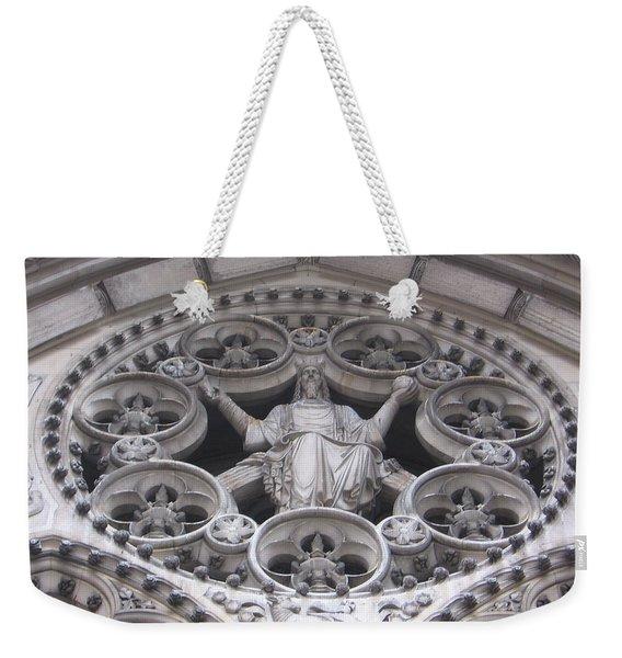 Christ The King Weekender Tote Bag