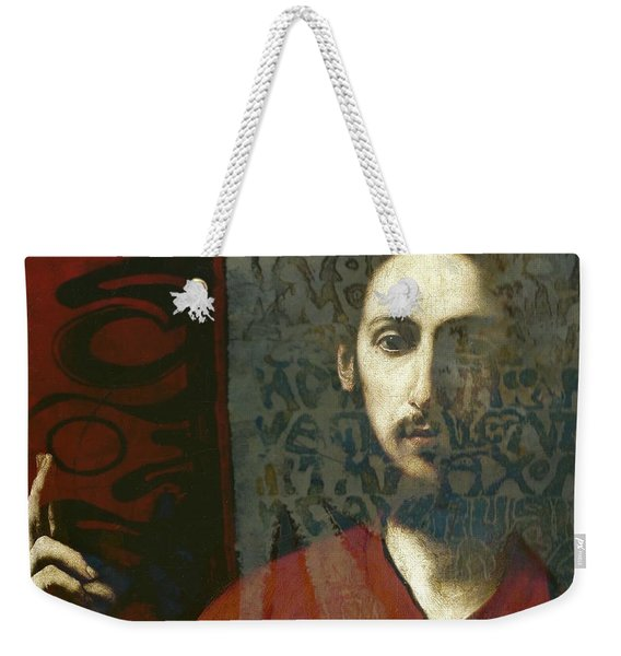 Christ You Know It Ain't Easy  Weekender Tote Bag