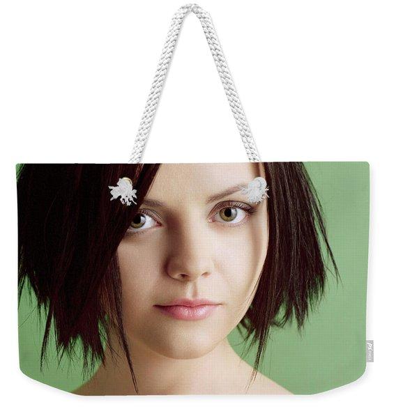 Christina Ricci Weekender Tote Bag
