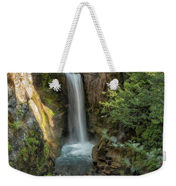 Christine Falls Weekender Tote Bag
