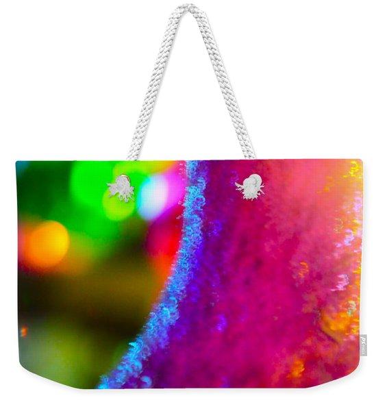 Christmas Bell  Weekender Tote Bag