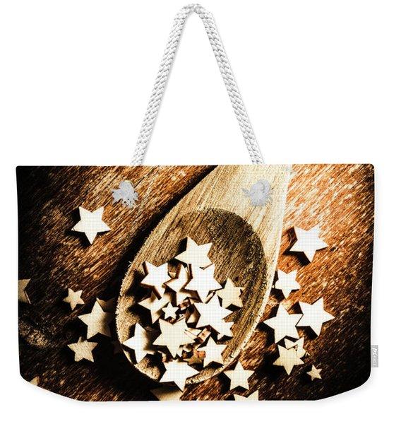 Christmas Cooking Weekender Tote Bag