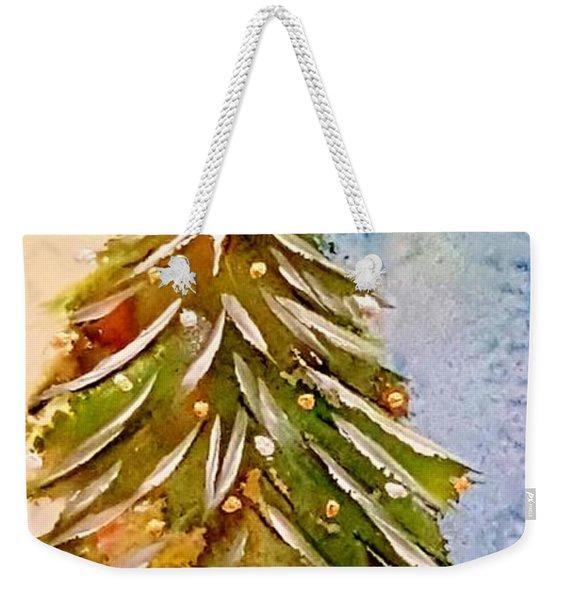 Christmas Tree 2016 Weekender Tote Bag