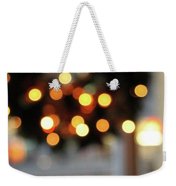 Christmas Wreath- Photography By Linda Woods Weekender Tote Bag