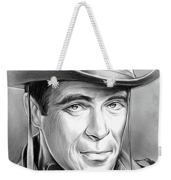 Christopher George Weekender Tote Bag