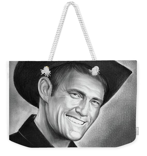 Chuck Connors Weekender Tote Bag