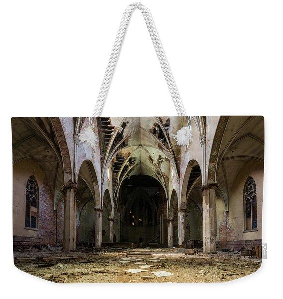 Church In Color Weekender Tote Bag