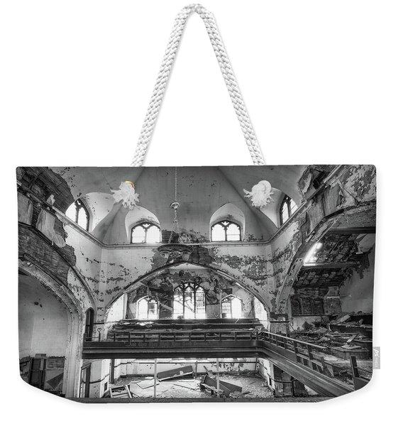 Church Murals Weekender Tote Bag