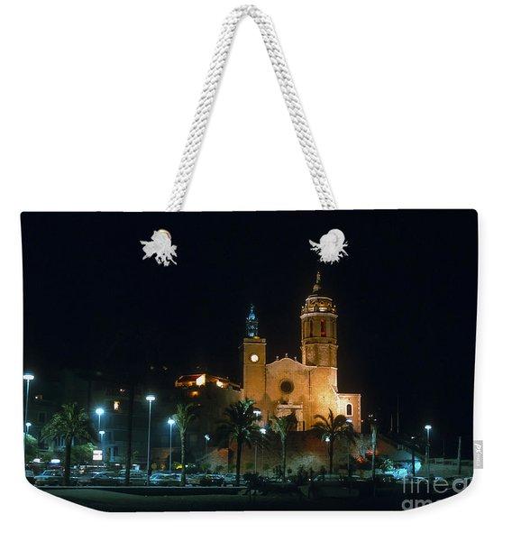 Church Of St. Bartomeu And St. Tecla Weekender Tote Bag