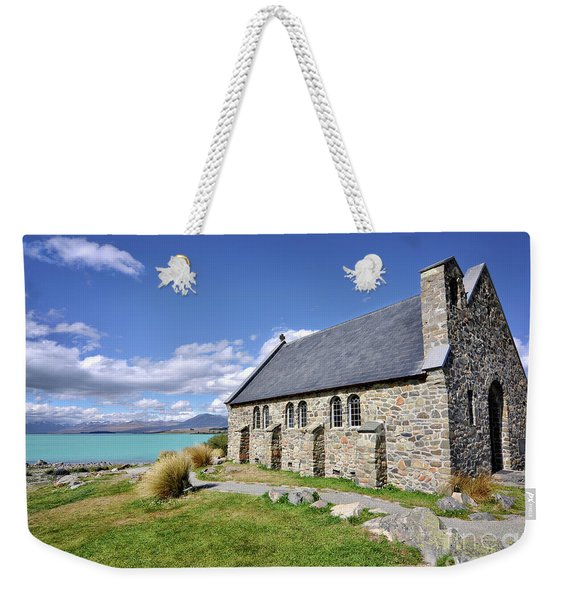 Church Of The Good Sheperd Weekender Tote Bag