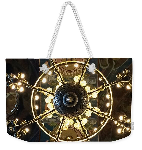 Church Of The Saviour On The Blood Weekender Tote Bag