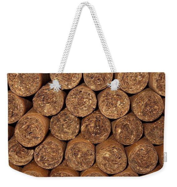 Cigars 262 Weekender Tote Bag