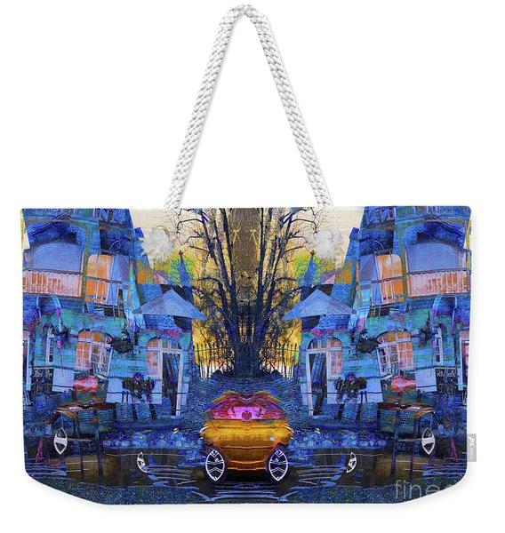 Cinderella's Coach Weekender Tote Bag