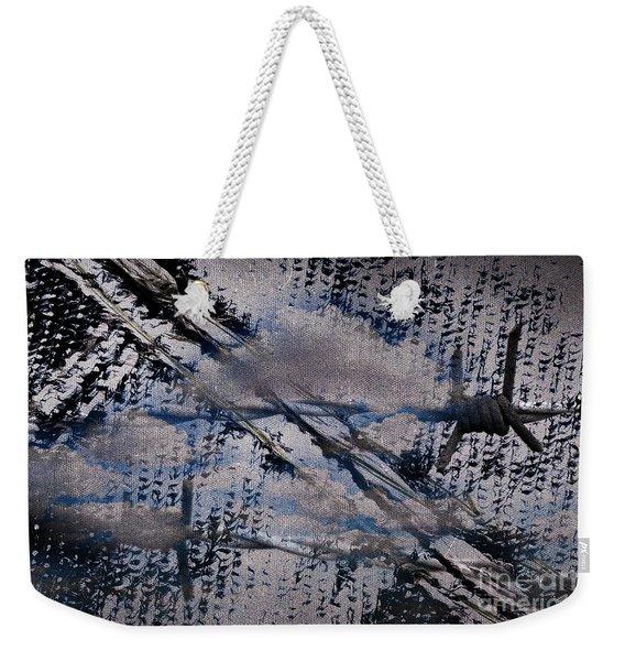 Cinereal Weekender Tote Bag