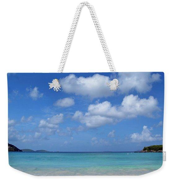 Cinnamon Bay 6 Weekender Tote Bag