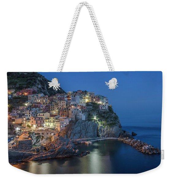 Cinque Terre - Manarola Weekender Tote Bag