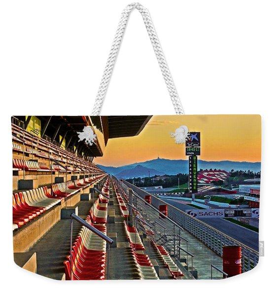 Circuit De Catalunya - Barcelona  Weekender Tote Bag