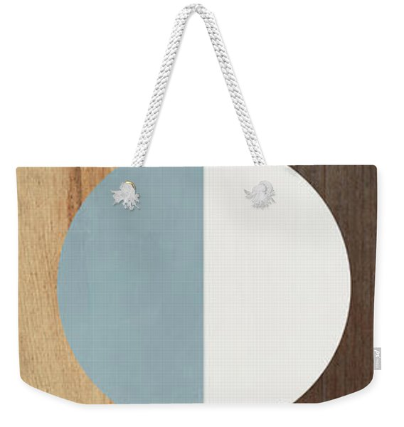 Cirkel Trio- Art By Linda Woods Weekender Tote Bag