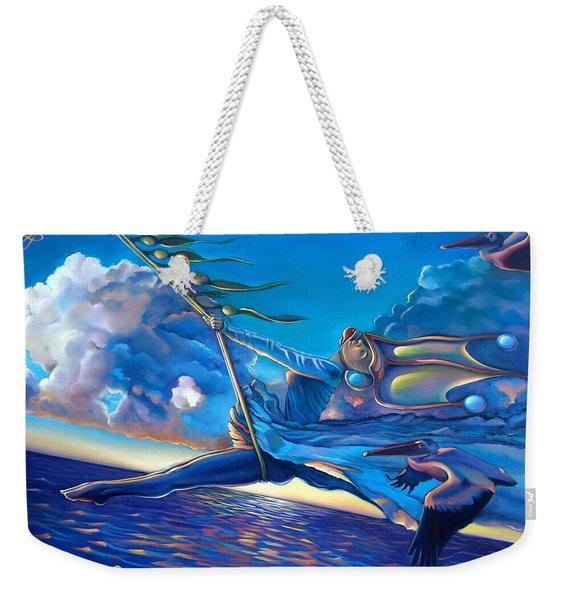 Cirque Du Sole Weekender Tote Bag