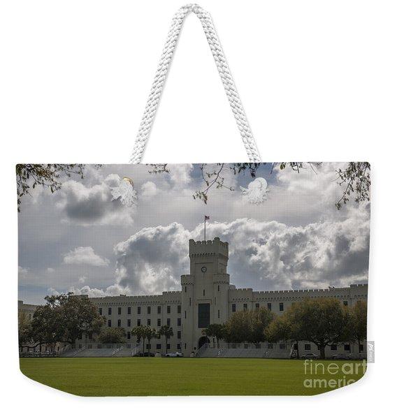 Citadel Military College Weekender Tote Bag